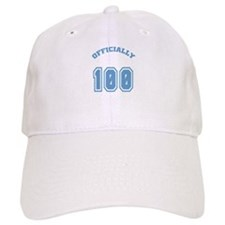 Officially 100 Baseball Cap