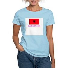 Albanian Girl T-Shirt