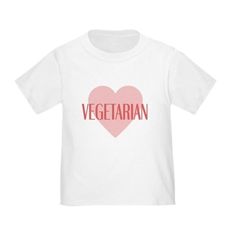 Love Vegetarian Toddler T-Shirt