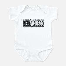 Hidden Bergamasco Baby Bodysuit