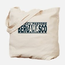 Hidden Bergamasco Tote Bag