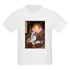 The Queen's Corgi (Bl.M) T-Shirt
