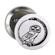 "Owls 2.25"" Button"