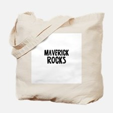 Maverick Rocks Tote Bag