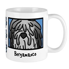 Anime Bergamasco Mug