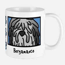 Anime Bergamasco Small Small Mug