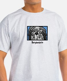 Anime Bergamasco T-Shirt