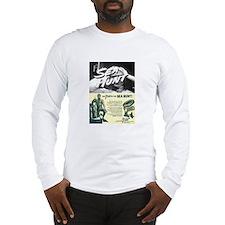 vintage scuba Long Sleeve T-Shirt