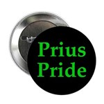 "Prius Pride 2.25"" Dark Button"