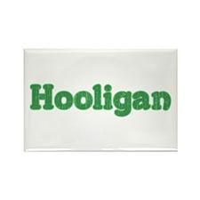 Hooligan 2 Rectangle Magnet