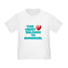 This Heart: Emmanuel (E) T