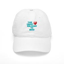 This Heart: Enid (E) Baseball Cap