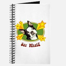 Cute Boston terrier 5 s Journal