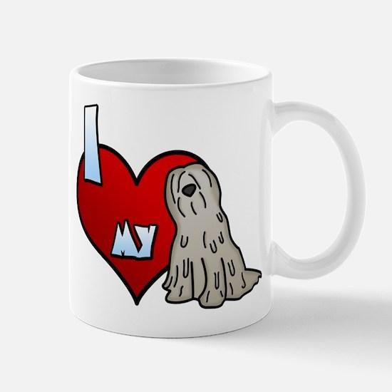 Love Fawn Bergamasco Mug