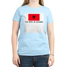 I'm cool in Albania T-Shirt