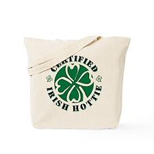Certified Irish Hottie Tote Bag