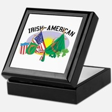 Irish-American Keepsake Box