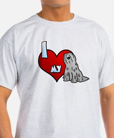 Love Grey Bergamasco T-Shirt