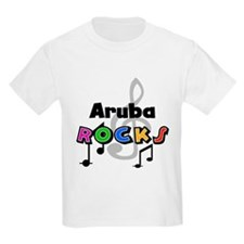 Aruba Rocks T-Shirt