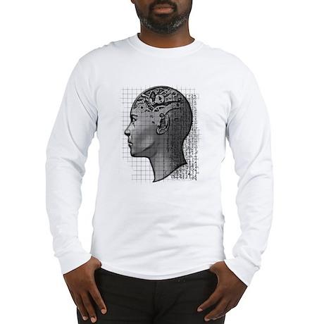 THINK GEARS Long Sleeve T-Shirt