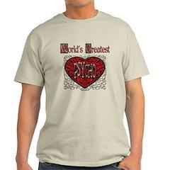 World's Best Psycho T-Shirt