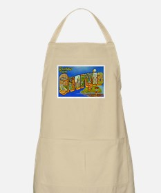 Greetings from Georgia BBQ Apron