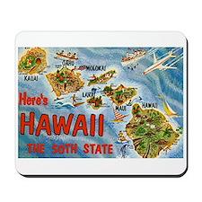 Greetings from Hawaii Mousepad