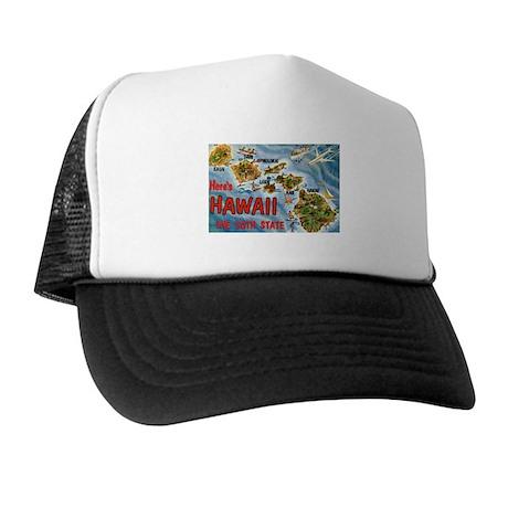 Greetings from Hawaii Trucker Hat