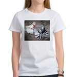 Champion Trumpeter Pigeons Women's T-Shirt