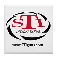 STI Tile Coaster