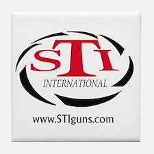 STI Tile Coaster