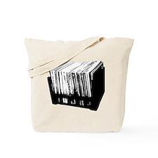 Crate Diggin Tote Bag