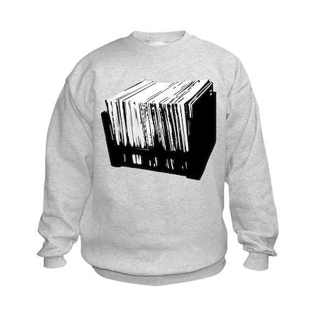 Crate Diggin Kids Sweatshirt