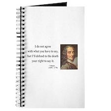 Voltaire 1 Journal