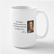 Voltaire 1 Mug