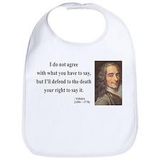 Voltaire 1 Bib