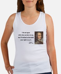 Voltaire 1 Women's Tank Top