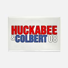 Huckabee Colbert Rectangle Magnet