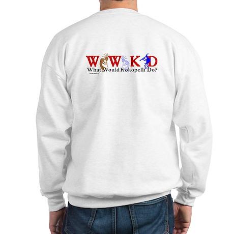 What Would Kokopelli Do? L1.3 Sweatshirt