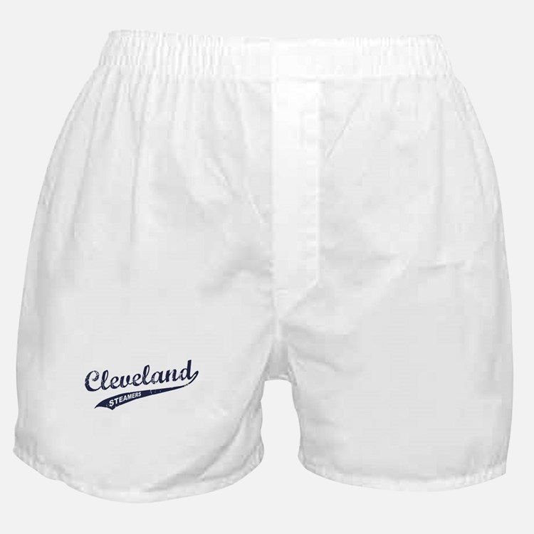 Cleveland Steamers Boxer Shorts