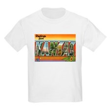 Greetings from Kansas T-Shirt