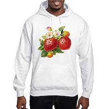 Retro Strawberry Hoodie