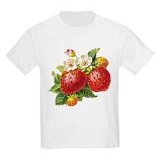 Retro Strawberry T-Shirt