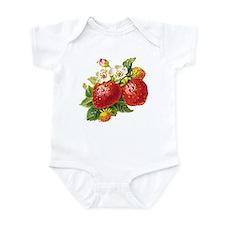 Retro Strawberry Onesie