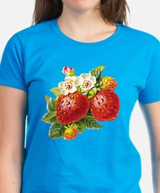 Retro Strawberry Tee
