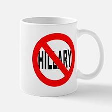Anti Hillary Clinton Mug