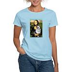 Mona's Corgi (Bl.M) Women's Light T-Shirt