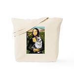 Mona's Corgi (Bl.M) Tote Bag