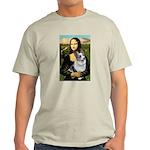 Mona's Corgi (Bl.M) Light T-Shirt