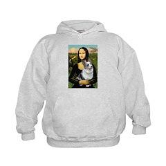 Mona's Corgi (Bl.M) Hoodie